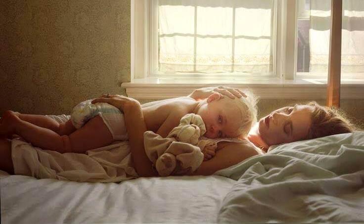 赤ちゃんと一緒に過ごす素敵な時間