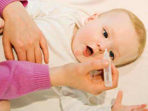 食塩水:インフルエンザの魔法の治療法