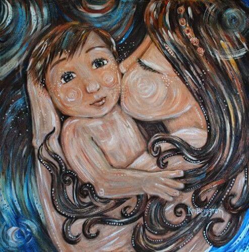 あなたが世界で一番-baby-mother-picture