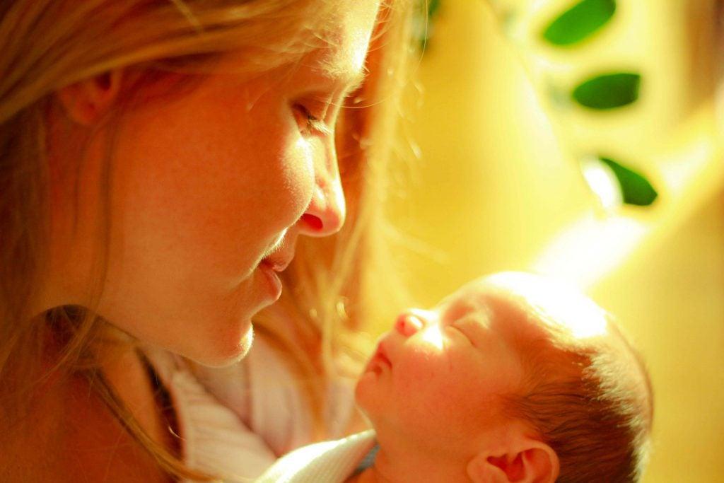 赤ちゃんを楽しむ時間は早く過ぎる