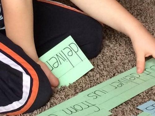 1歳になる前から子供に読み書きを教え-Flash-Cards