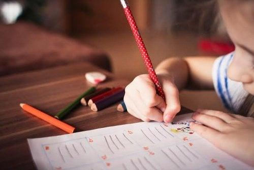 1歳になる前から子供に読み書きを教え-learning