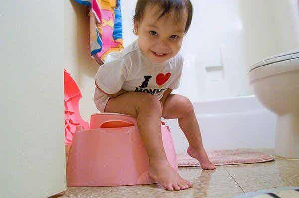 子どものトイレトレーニングをする方法