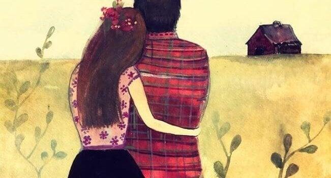 夫婦はお互いのパートナー-親-カップル