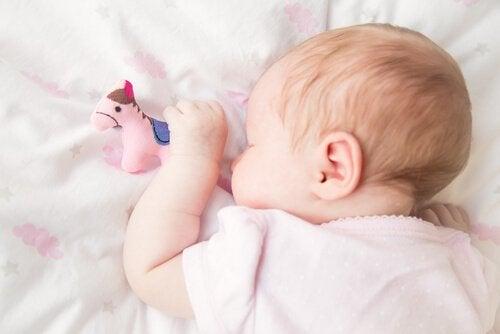 赤ちゃん睡眠3