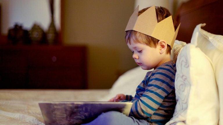子どもと読書する利点