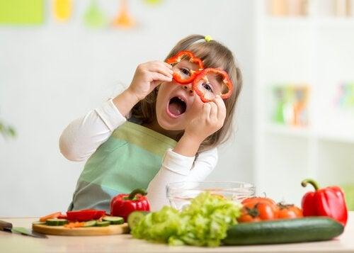 貧血予防 野菜