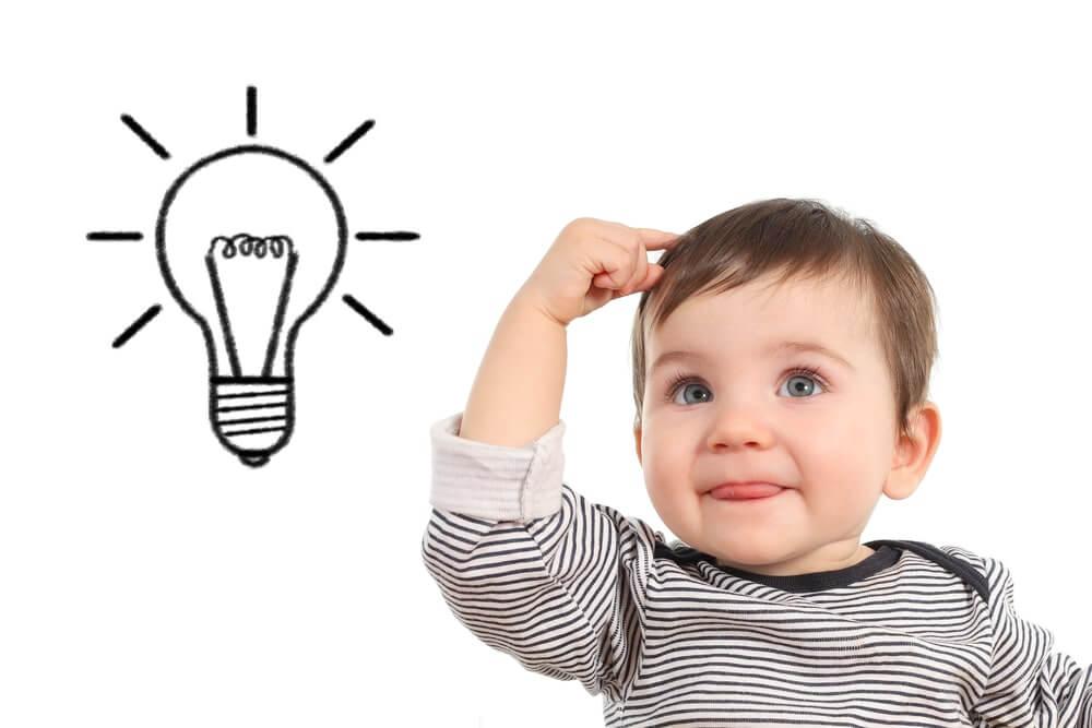あなたの赤ちゃんの知性と記憶力を刺激する方法