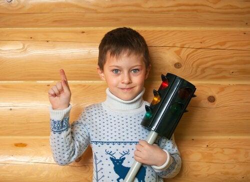 子供たちの怒りのコントロールに役立つストップライトテクニック