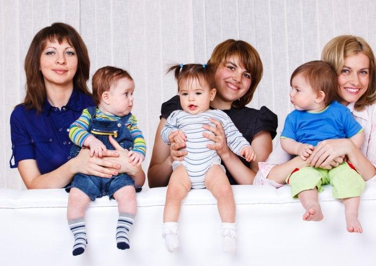 30歳以上の出産でより賢い赤ちゃんが産まれる-1