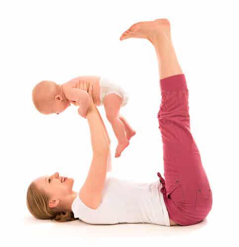 出産後に減量したい人へのアドバイス