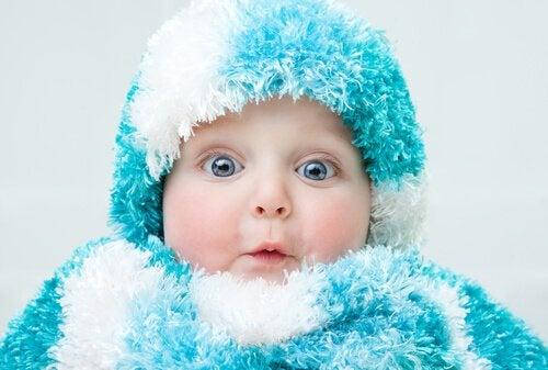 寒い季節に赤ちゃんが風邪をひかないようにする方法