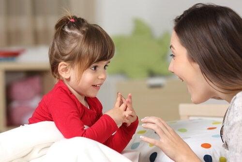 0歳から6歳までの言語の発達段階