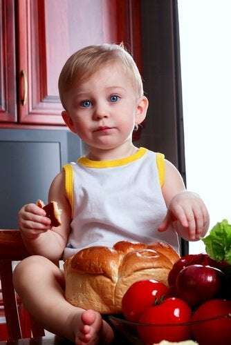 子どもの胃は小さい