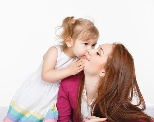母になったその日から人生があなたに笑いかける