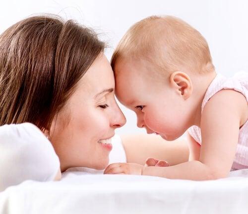 母乳育児のメリット