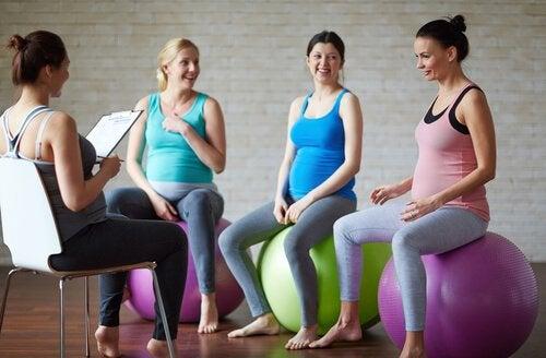 妊婦の運動