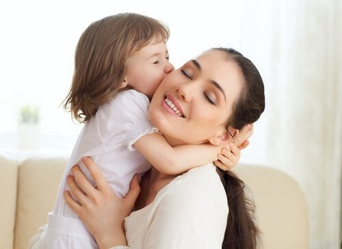 お母さんであることの幸せ