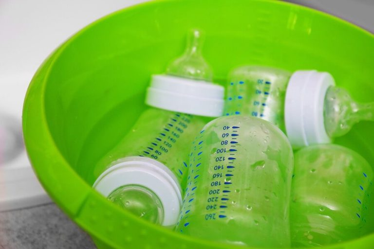 哺乳瓶を殺菌消毒するためのアドバイス