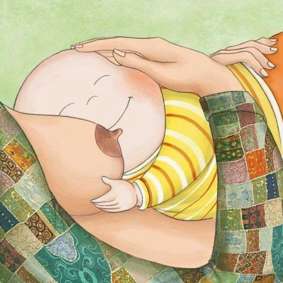 痛いだけではない出産の喜び