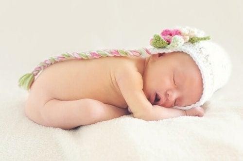 4~6ヵ月の赤ちゃんの睡眠