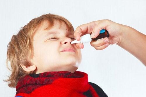 子供の鼻づまりへの対処法