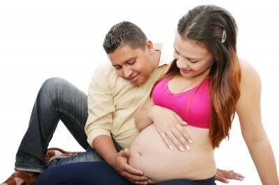 感情の共有:あなたが感じることを胎児が感じる