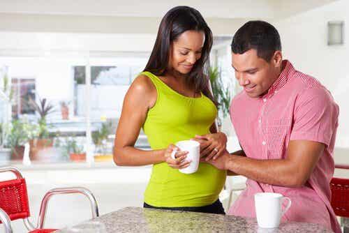 妊娠中にパパが不安になるのは普通のこと?