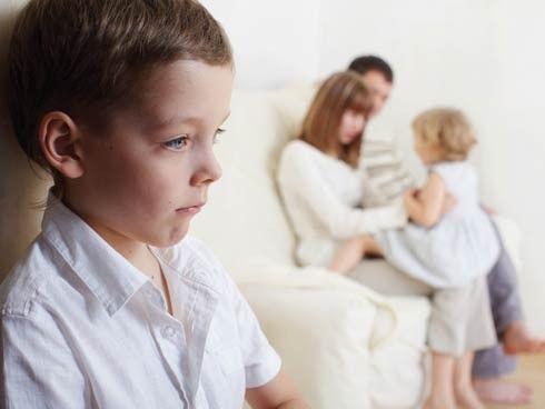 親にお気に入りの子どもはいるの?