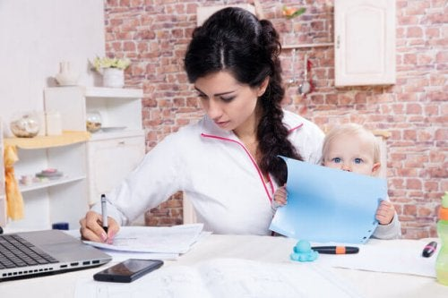 育児と勉強の両立