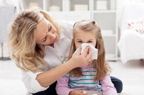 鼻血の様々な原因