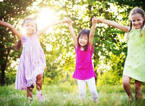 いとこと育つことで子供達が得られる5つの価値