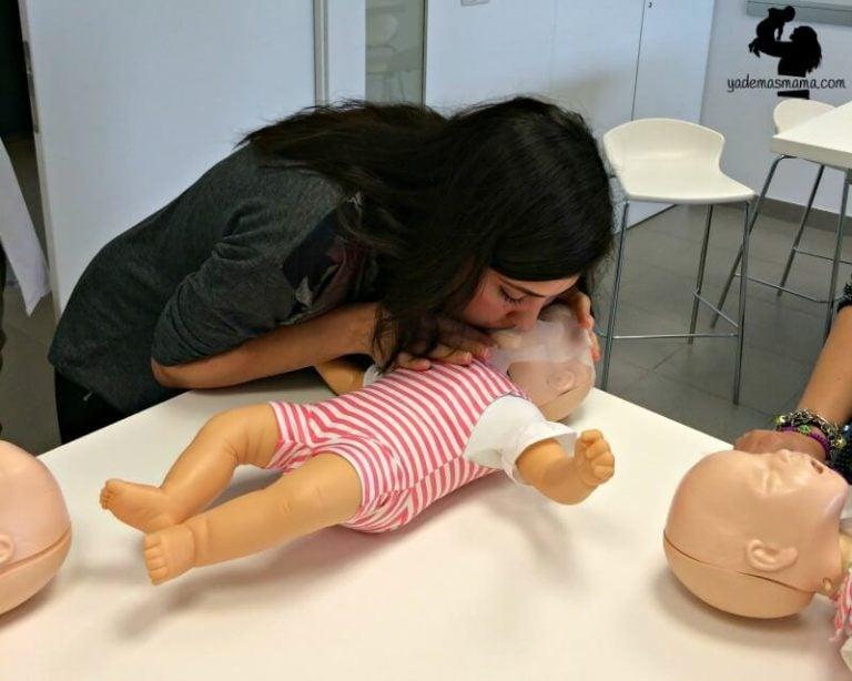 突然呼吸が止まってしまった子どもの救命処置