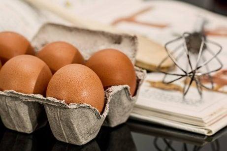 ビタミンDを含んだ卵