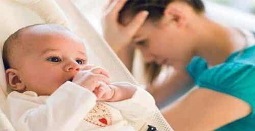 産後うつ病の対処方法