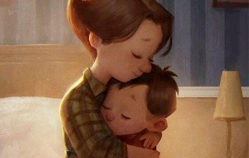 赤ちゃんの脳の発達は愛情がカギ