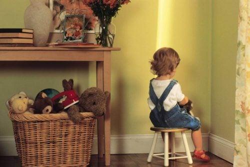 子どもを反省させる方法:コネクティングコーナー