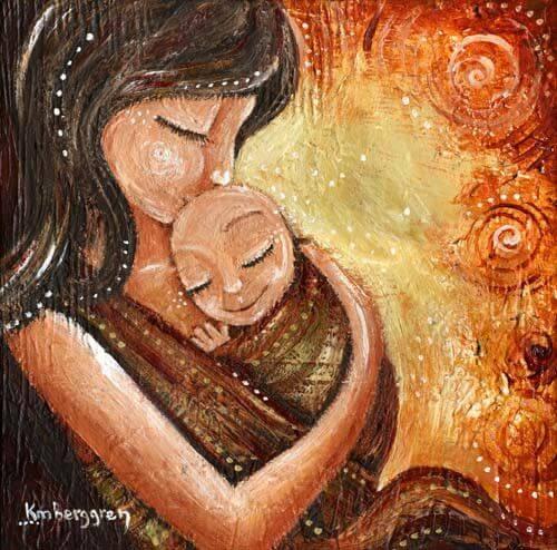 子供の魂を優しく撫でるという美しい言葉