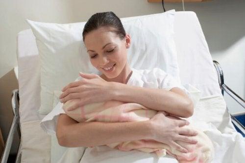 出産に関する恥ずかしい瞬間