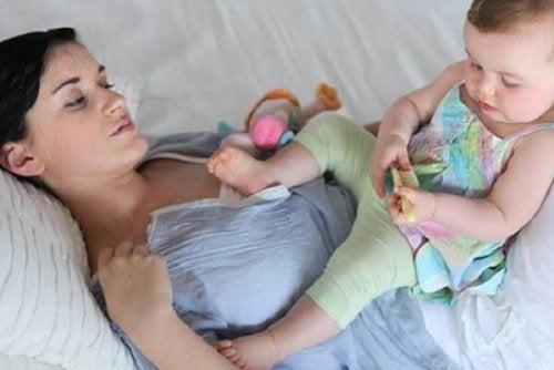 産後の月経