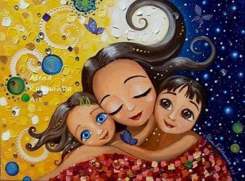 愛情溢れる母親になることは甘やかすことではない