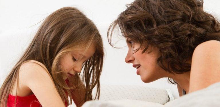 子供に理性を教える方法