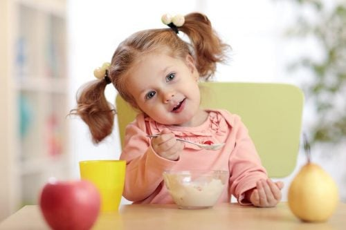 子供たちの体の抵抗力を高める食品