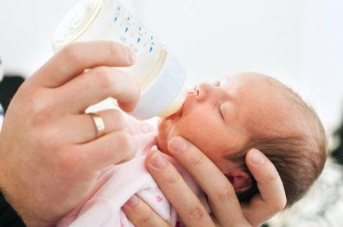 粉母乳の可能性について
