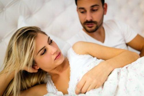 母乳育児と性生活の関係