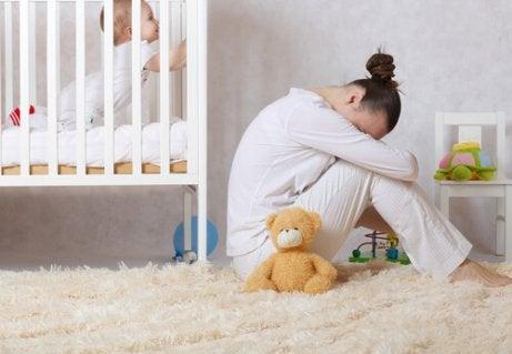 産後うつの症状とその治療法