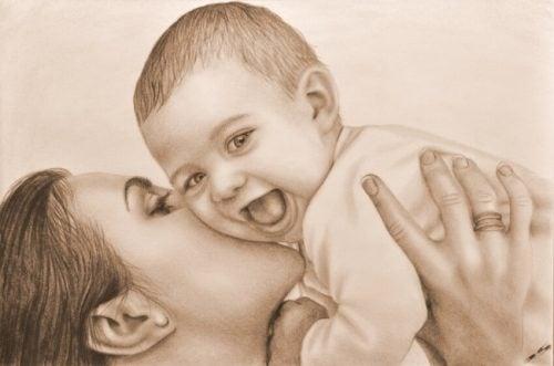 子供を愛することで自分の心の広さを知る
