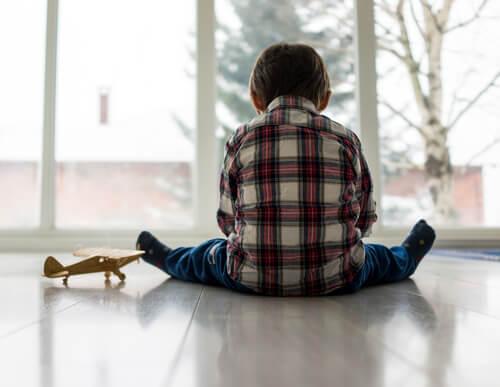 子どものいふん症について