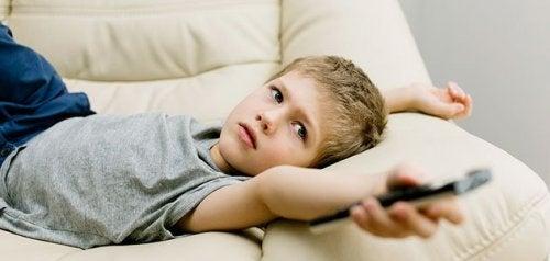 幼い子によく見られる悪い習慣