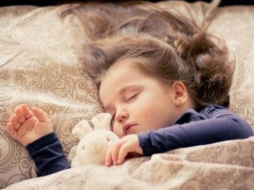 子どもの 悪い習慣 :睡眠